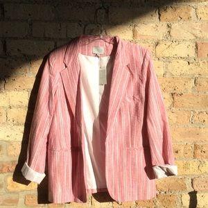Dalia pink jacket
